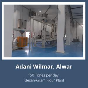 Adani Wilmar, Alwar