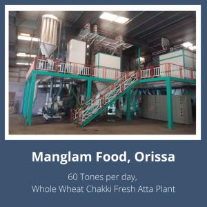 Manglam Food, Orissa