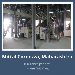 Mittal Cornezza, Maharashtra